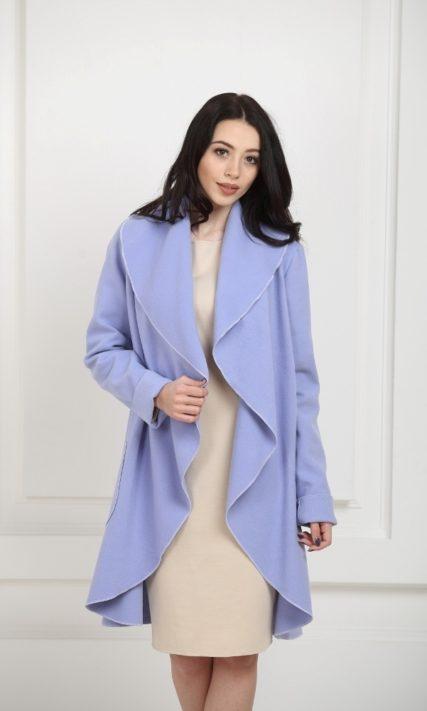 Кашемировое пальто Serenity с карманами
