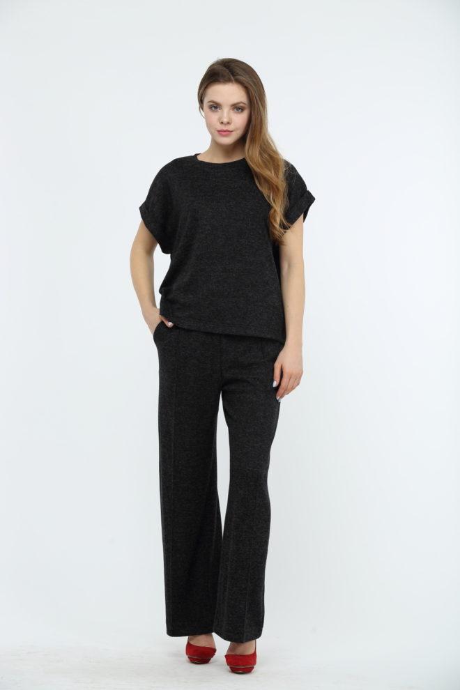 Штаны черного цвета